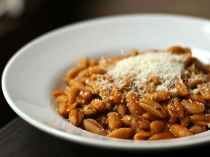LocalEats Il Corvo Pasta in Seattle restaurant pic