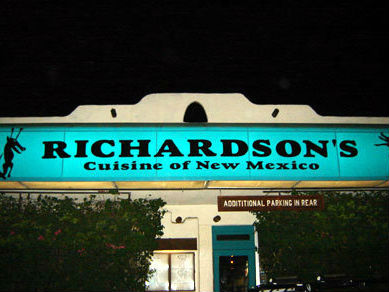 LocalEats Richardson's Cuisine of New Mexico in Phoenix restaurant pic