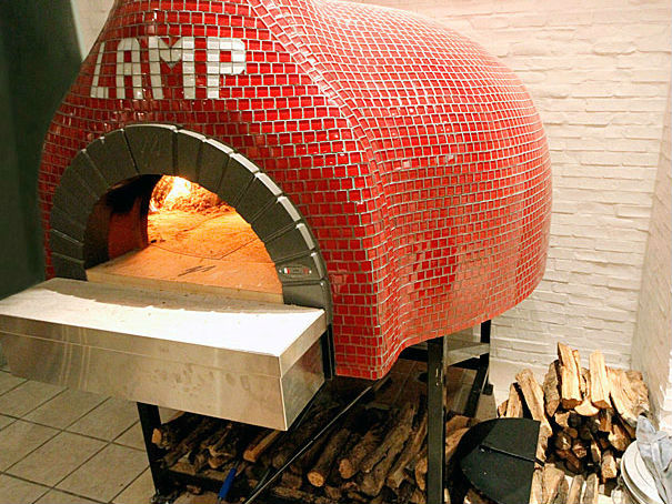 Lamp Wood Oven Pizzeria Phoenix