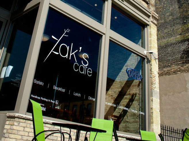 Zak's Cafe photo