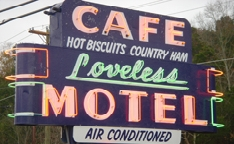 Loveless Cafe, The photo