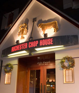 LocalEats Rochester Chop House in Rochester restaurant pic