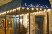 LocalEats Nicollet Island Inn in Minneapolis restaurant pic