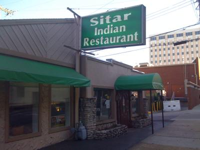 LocalEats Sitar Indian Cuisine in Nashville restaurant pic