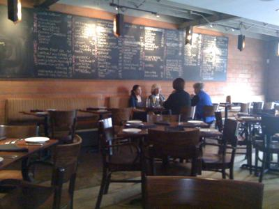 LocalEats Gravitas (CLOSED) in Houston restaurant pic
