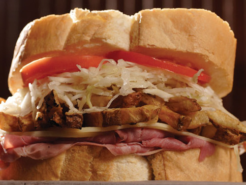 LocalEats Primanti Bros in Pittsburgh restaurant pic