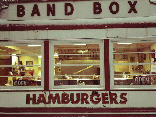 Band Box Diner photo