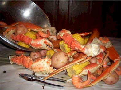 LocalEats Pearl's Crabtown in Oklahoma City restaurant pic