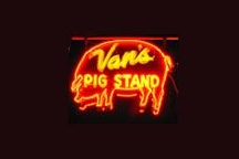LocalEats Van's Pig Stand in Oklahoma City restaurant pic