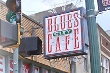 LocalEats Blues City Cafe in Memphis restaurant pic