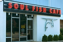 LocalEats Soul Fish Cafe in Memphis restaurant pic