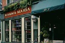 LocalEats Mamma Maria in Boston restaurant pic
