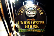 LocalEats Union Oyster House in Boston restaurant pic
