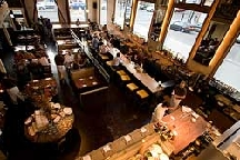 LocalEats Nopa in San Francisco restaurant pic