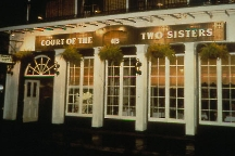 Court of Two Sisters, The photo