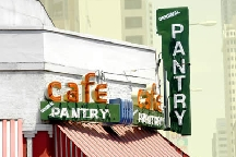 Original Pantry Cafe, The photo