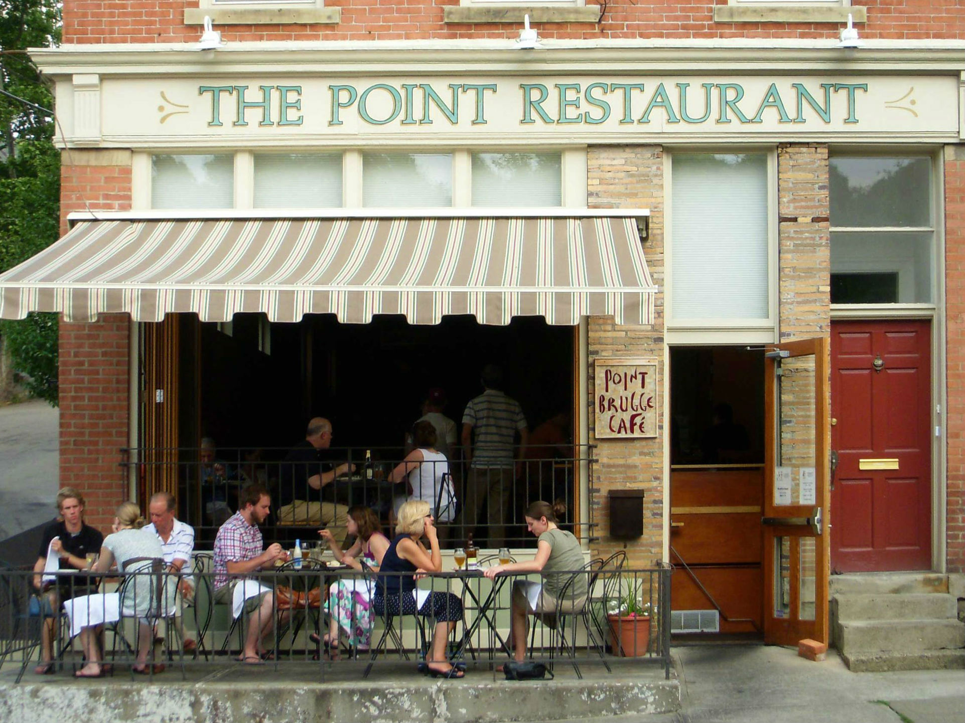 Point Brugge Cafe photo
