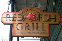 LocalEats Red Fish Grill in New Orleans restaurant pic
