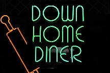 LocalEats Down Home Diner in Philadelphia restaurant pic