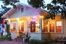 LocalEats Green Springs Bistro in Safety Harbor restaurant pic