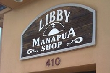 Libby Manapua Shop photo