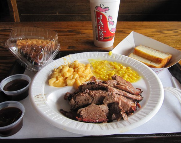 Jack's Bar-B-Que Clearwater