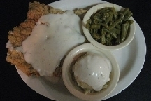 LocalEats Dixie House Cafe in Fort Worth restaurant pic