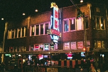 LocalEats BB King's Blues Club/Itta Bena in Memphis restaurant pic