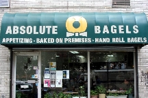 Absolute Bagels photo