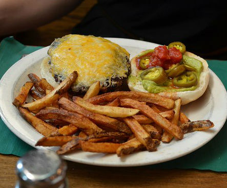 LocalEats Colter Bay Grill in Buffalo restaurant pic