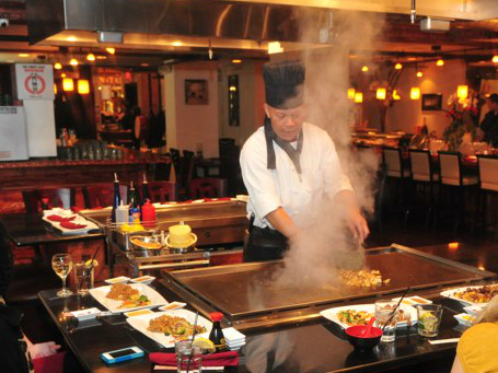 LocalEats Tomo Sushi and Hibachi in Cleveland restaurant pic
