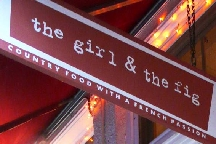 LocalEats Girl & the Fig, The in San Francisco restaurant pic