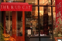 Red Cat, The photo