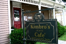 LocalEats Kimbro's Cafe in Nashville restaurant pic