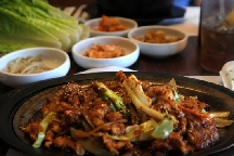 LocalEats Korea House in Nashville restaurant pic