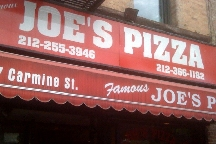 Joe's Pizza photo
