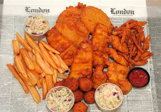 Olde English Fish Chips and Chicken photo