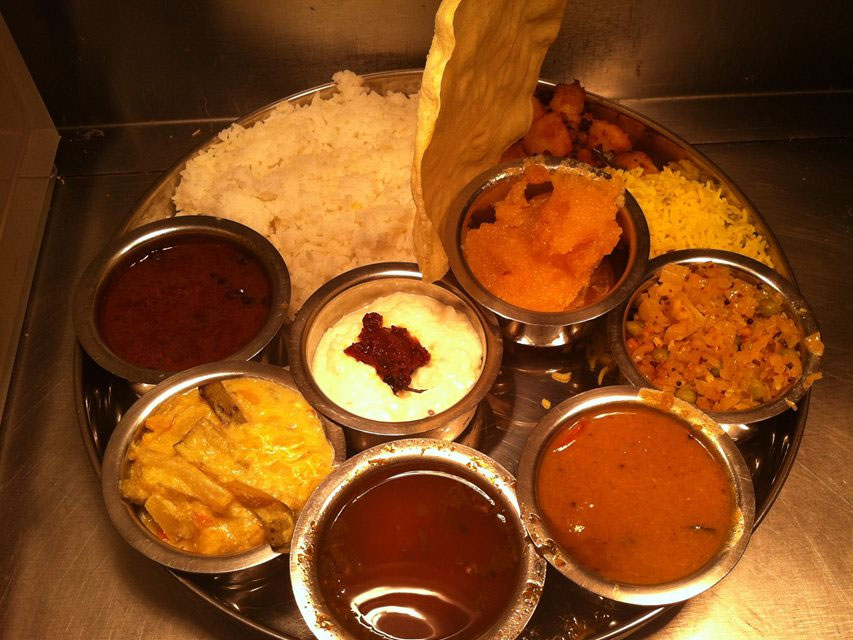 LocalEats Kamakshi's Kitchen in San Jose restaurant pic
