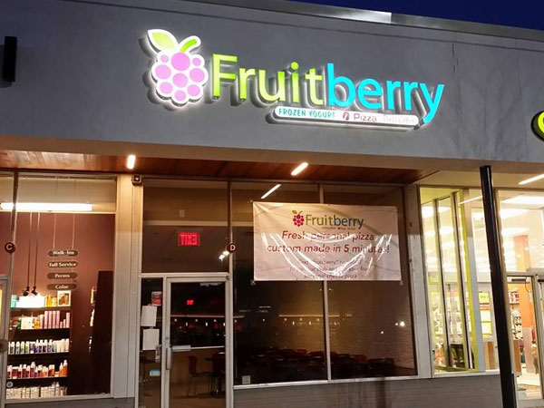 Fruitberry Frozen Yogurt & i-Pizza Cafe photo