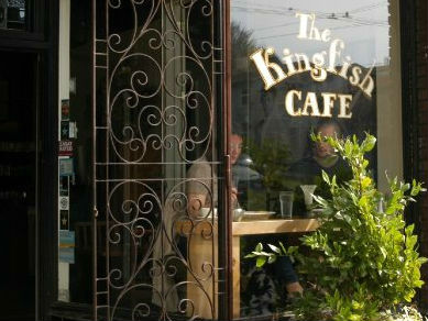 Kingfish Cafe, The photo