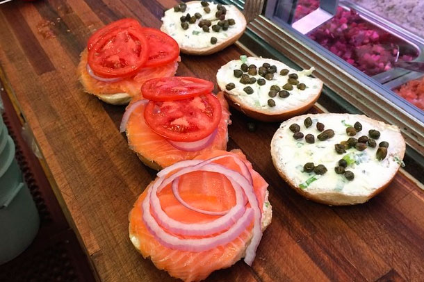 Russ & Daughters Cafe photo