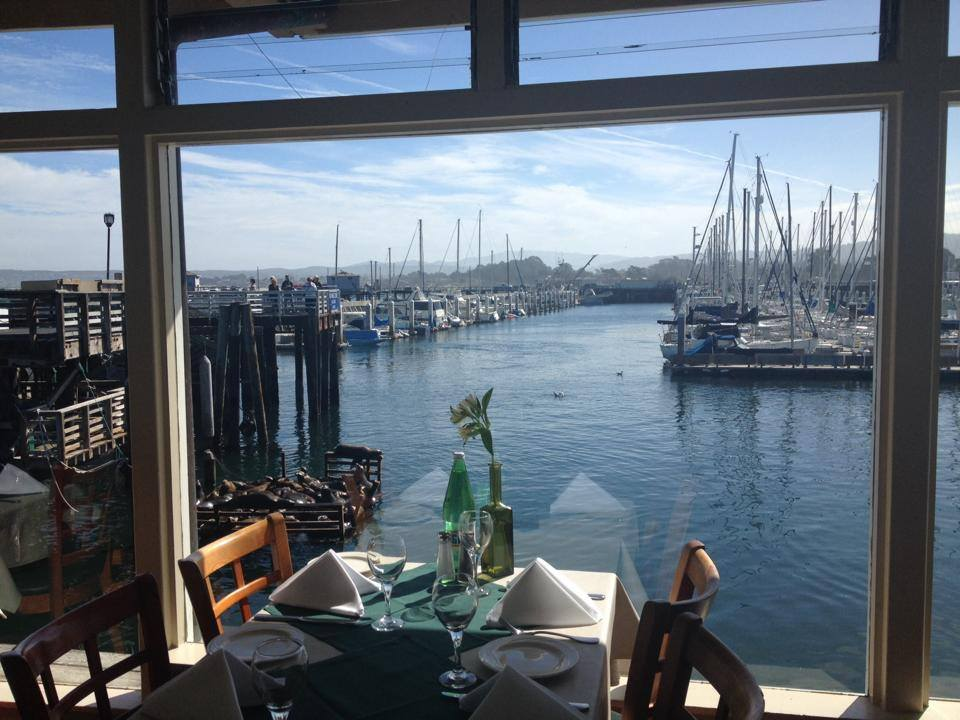 LocalEats Domenico's On the Wharf in San Jose restaurant pic