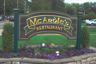 LocalEats McArdle's in Rochester restaurant pic