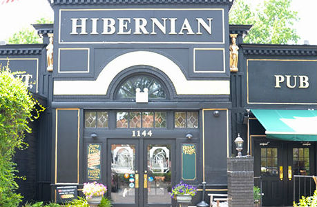 Hibernian Irish Pub and Restaurant Raleigh
