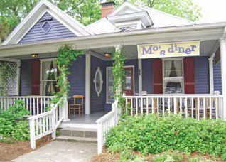 LocalEats Mo's Diner in Raleigh restaurant pic