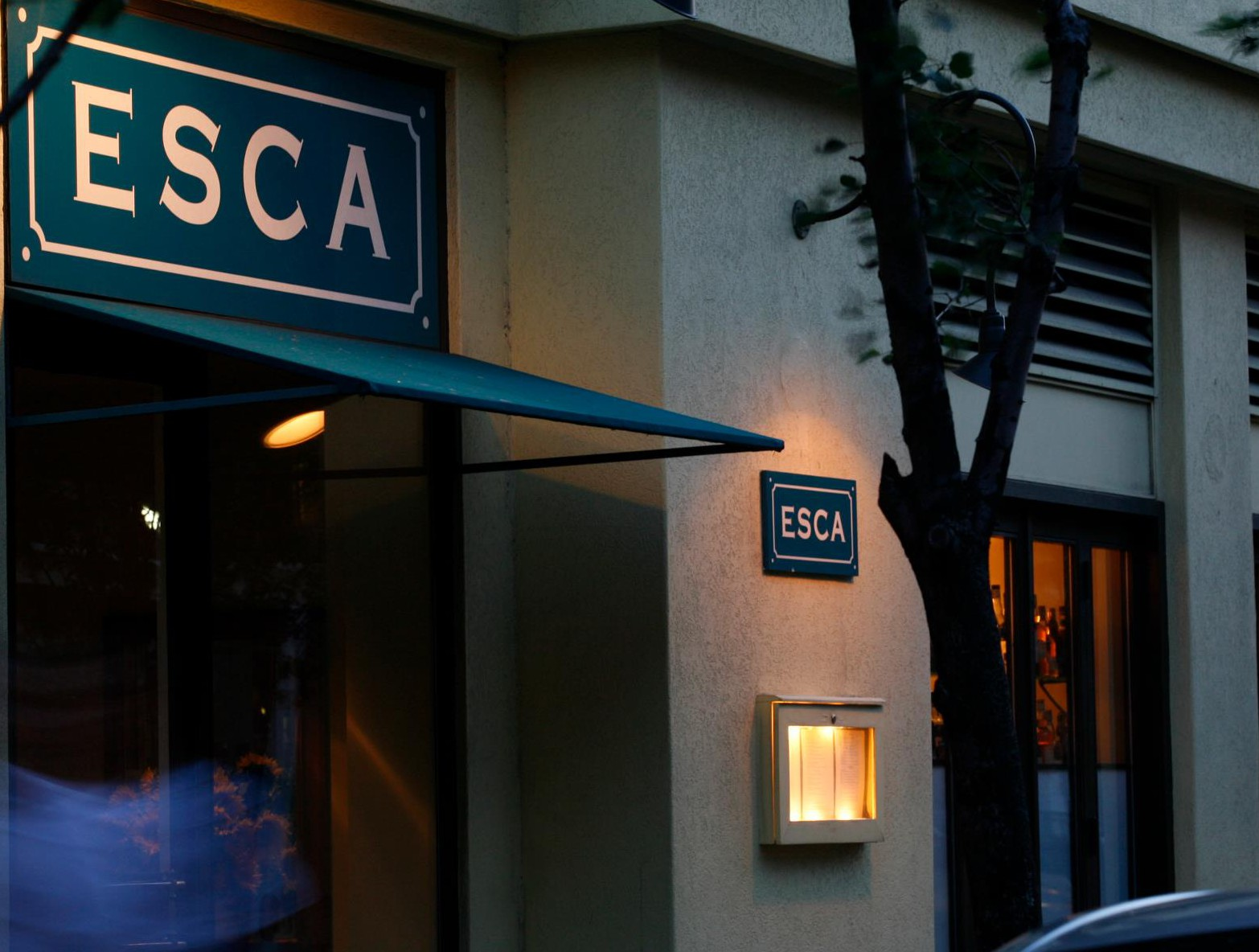 LocalEats Esca in New York restaurant pic