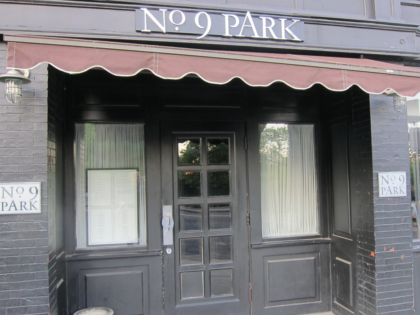 LocalEats No 9 Park in Boston restaurant pic