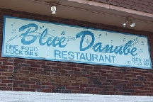 LocalEats Blue Danube in Columbus restaurant pic