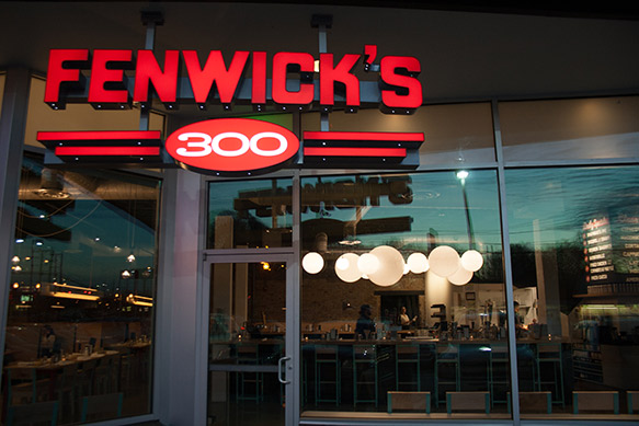 Fenwick's 300 photo