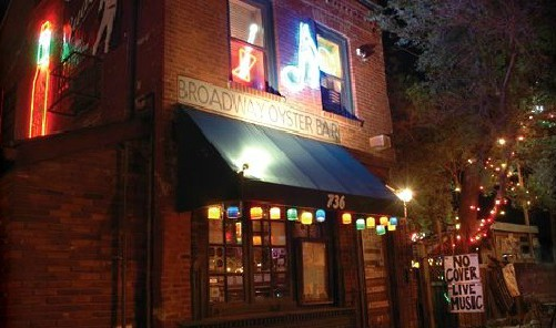 LocalEats Broadway Oyster Bar in St Louis restaurant pic